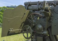 Free Old Artillery Weapon Stock Photos - 32242193