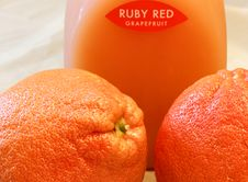 Free Grapefruits Stock Images - 32242514