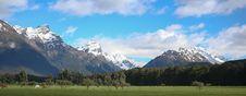 Free Glenorchy, New Zealand Royalty Free Stock Photo - 32242545