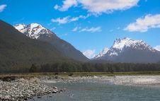 Free Glenorchy, New Zealand Royalty Free Stock Photography - 32242547