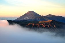 Free Sumaru Mountain Stock Photo - 32244220