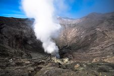 Free Bromo Crater Royalty Free Stock Photo - 32244225