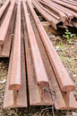Free Old Train Rails Royalty Free Stock Image - 32259856