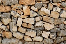 Free Stone Wall Royalty Free Stock Images - 32251529