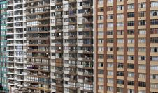 Free Inner City High-rise Apartments Stock Photos - 32251813
