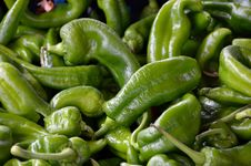 Free Green Peppers Stock Photos - 32255563