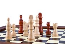 Free Chess Royalty Free Stock Photography - 32257097