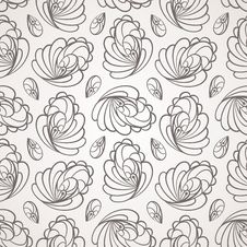 Free Abstract Seamless Pattern. Royalty Free Stock Photos - 32257928