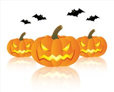 Free Pumpkin Halloween Royalty Free Stock Photo - 32259625