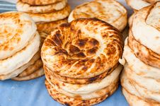 Free Traditional Asian Bread Stock Photos - 32267923