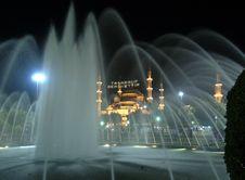 Free Blue Mosque Istanbul, Turkey Stock Photos - 32269093
