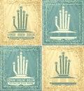 Free Symbol With Grunge League Or Union Or Management I Stock Image - 32276291