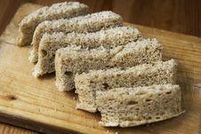 Free Bran Bread Royalty Free Stock Photo - 32272525