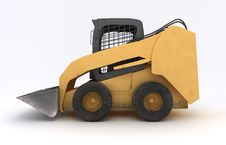 Free Earth Mover Vehicle Royalty Free Stock Photo - 32276925