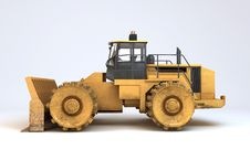 Free Earth Mover Vehicle Royalty Free Stock Photo - 32276945