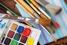 Free Painter S Tools Stock Photos - 32278153
