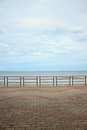 Free Summer View Terrace On Beach Royalty Free Stock Photography - 32285587