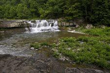 Free Taughannock Falls, Ulysses, New York Royalty Free Stock Image - 32284556