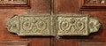 Free Vintage Door Lock Stock Photos - 32291883