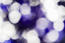 Violet Bokeh Abstract Stock Images