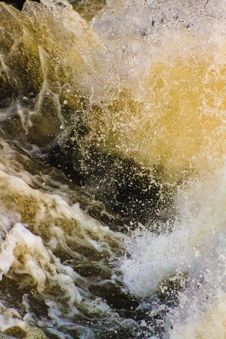 River Waves Stock Images