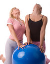Free Fitness Girls Stock Photography - 3230732