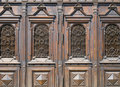 Free Old Wooden Door Royalty Free Stock Images - 3231299