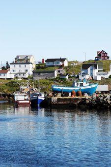 Free Wharf Scenic Stock Photo - 3230520