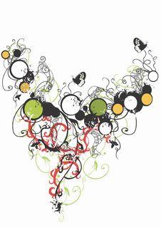 Free Decorative Background Stock Image - 3231171