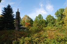 Free Japanese Garden Stock Images - 3231744