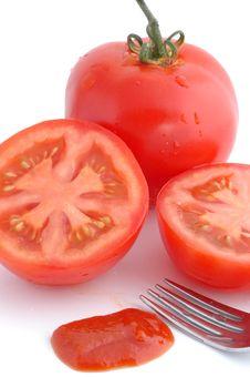Free Tomatoes Royalty Free Stock Photos - 3232528