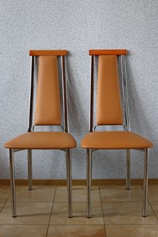 Free Two Chairs Stock Image - 3232671