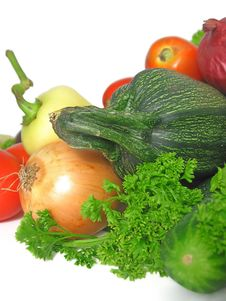 Free Vegetables Royalty Free Stock Image - 3233136