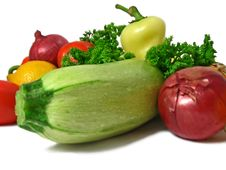 Free Vegetables Stock Photo - 3233140