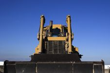 Free Bulldozer Stock Photo - 3234270