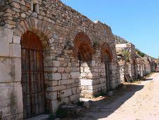 Free Ancient City Ephesus Royalty Free Stock Photos - 3234488