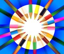 Free Color Pencils Stock Photos - 3236733