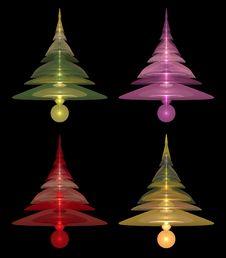 Free Christmas Tree Ornaments Stock Photo - 3237550