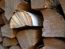 Free Firewood Royalty Free Stock Photos - 3237638