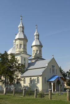 Free Church Royalty Free Stock Photos - 3237778