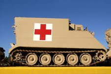 Free Armoured Medical Vehicle Stock Photo - 3237780