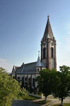Free Church Stock Image - 3237811