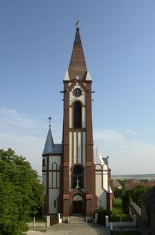 Free Church Stock Image - 3237841