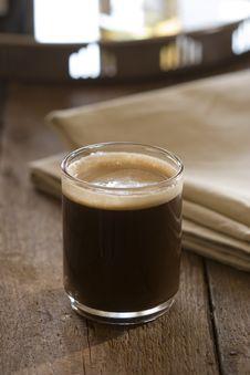 Free Coffee Crema Stock Image - 3238931