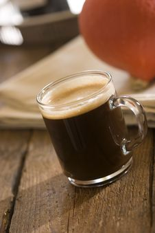 Free Coffee Crema Stock Photography - 3238942