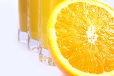 Free Juice Orange Royalty Free Stock Photo - 3238945