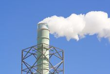 Free Smoke Stack Stock Photos - 3238963