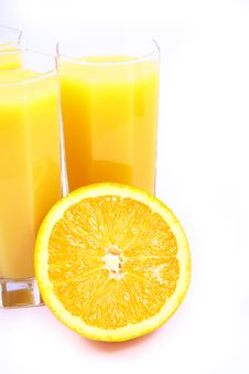 Free Juice Orange Royalty Free Stock Image - 3238986