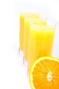 Free Juice Orange Royalty Free Stock Image - 3239036