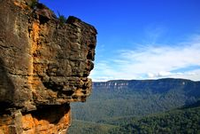 Free Blue Mountain, NSW, Australia Royalty Free Stock Photo - 3239045